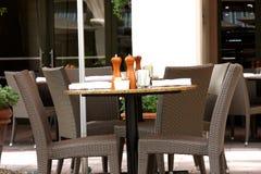 πίνακας καφέδων Στοκ Εικόνα