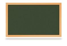 Πίνακας κιμωλίας πινάκων για τη μελέτη Στοκ εικόνες με δικαίωμα ελεύθερης χρήσης