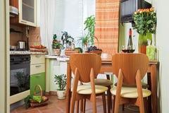 πίνακας κουζινών καρπού ε& Στοκ Φωτογραφίες