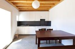 πίνακας κουζινών ξύλινος Στοκ εικόνες με δικαίωμα ελεύθερης χρήσης