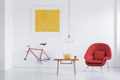 Πίνακας με την κούπα και τα λεμόνια Στοκ Εικόνες