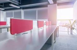 Πίνακας ξύλινος σε ένα επιχειρησιακό γραφείο Στοκ εικόνες με δικαίωμα ελεύθερης χρήσης