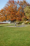 πίνακας πάρκων Στοκ Φωτογραφίες
