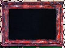 Πίνακας πλαισίων χάλυβα Στοκ Φωτογραφίες
