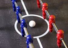 πίνακας ποδοσφαίρου Στοκ Φωτογραφία