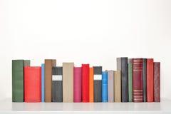 πίνακας στοιβών βιβλίων Στοκ Φωτογραφίες