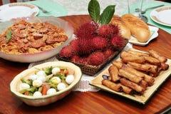πίνακας τροφίμων Στοκ Εικόνες