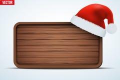Πίνακας χαιρετισμού Χριστουγέννων Στοκ Εικόνες