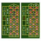 πίνακας χαρτοπαικτικών λ&eps Στοκ εικόνα με δικαίωμα ελεύθερης χρήσης