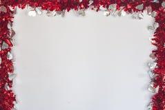 Πίνακας Χριστουγέννων στο νέο έτος Στοκ φωτογραφίες με δικαίωμα ελεύθερης χρήσης