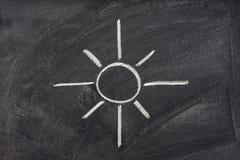πίνακας light sun sunshine symbol Στοκ Εικόνα