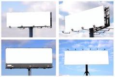 πίνακες διαφημίσεων Στοκ εικόνες με δικαίωμα ελεύθερης χρήσης