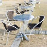 Πίνακες και έδρες Στοκ εικόνες με δικαίωμα ελεύθερης χρήσης