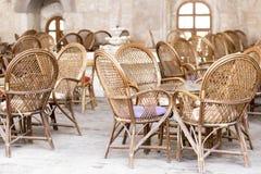 Πίνακες και έδρες Στοκ Φωτογραφίες