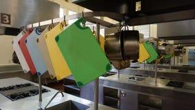 Πίνακες κουζινών Στοκ φωτογραφίες με δικαίωμα ελεύθερης χρήσης