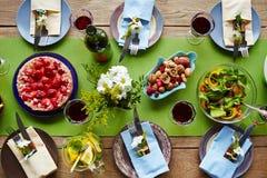 πίνει τα τρόφιμα Στοκ φωτογραφία με δικαίωμα ελεύθερης χρήσης