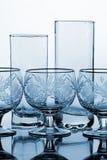 πίνοντας γυαλί Στοκ εικόνα με δικαίωμα ελεύθερης χρήσης