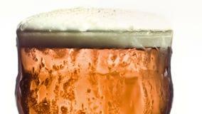 Πίντα της μπύρας έξοχο σε σε αργή κίνηση φιλμ μικρού μήκους