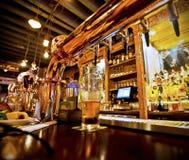 Πίντα της μπύρας Στοκ Εικόνα