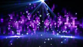 Πίστα χορού Disco διανυσματική απεικόνιση