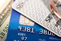 πίστωση καρτών Στοκ φωτογραφία με δικαίωμα ελεύθερης χρήσης