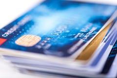 πίστωση s καρτών Στοκ Φωτογραφία