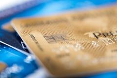 πίστωση s καρτών Στοκ εικόνα με δικαίωμα ελεύθερης χρήσης