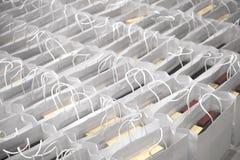 Πίσω έτοιμος αγορών εγγράφου για την πώληση Στοκ φωτογραφία με δικαίωμα ελεύθερης χρήσης