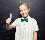 πίσω απομονωμένο σχέδιο σχολείο παιδιών ανασκόπησης στο λευκό Στοκ Εικόνα
