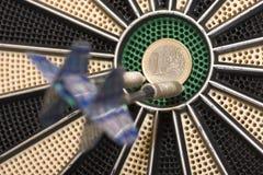 πίσω από τα χρήματα Στοκ φωτογραφίες με δικαίωμα ελεύθερης χρήσης