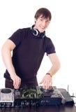 πίσω από την επιτροπή του DJ ε&l στοκ φωτογραφία με δικαίωμα ελεύθερης χρήσης