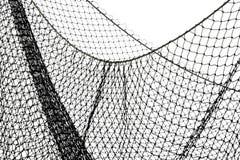 Πίσω από το δίχτυ Στοκ φωτογραφία με δικαίωμα ελεύθερης χρήσης