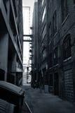 Πίσω αλέα του Σαιντ Λούις Στοκ φωτογραφίες με δικαίωμα ελεύθερης χρήσης