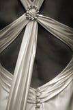 πίσω γάμος φορεμάτων στοκ εικόνες με δικαίωμα ελεύθερης χρήσης
