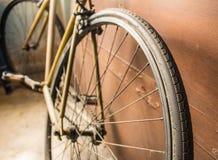 Πίσω ενός ποδηλάτου Στοκ φωτογραφία με δικαίωμα ελεύθερης χρήσης