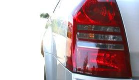 πίσω μέρος αυτοκινήτων Στοκ εικόνες με δικαίωμα ελεύθερης χρήσης