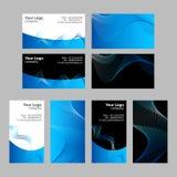 πίσω μπροστινά πρότυπα επαγ& Στοκ Εικόνες