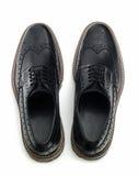 Πίσω ξοντρά παπούτσεις Στοκ φωτογραφία με δικαίωμα ελεύθερης χρήσης