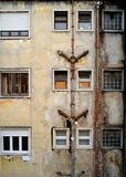 Πίσω παράθυρα Στοκ φωτογραφίες με δικαίωμα ελεύθερης χρήσης