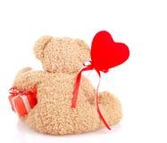 Πίσω πλευρά της teddy άρκτου Στοκ εικόνες με δικαίωμα ελεύθερης χρήσης