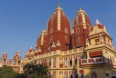 Πίσω πλευρά του ναού Laxminarayan στο Δελχί στοκ φωτογραφία με δικαίωμα ελεύθερης χρήσης