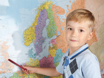 Πίσω στο σχολείο Στοκ εικόνα με δικαίωμα ελεύθερης χρήσης