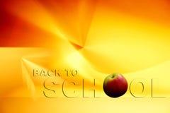 πίσω σχολείο στοκ φωτογραφία