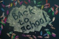 πίσω σχολείο έννοιας Στοκ Φωτογραφία