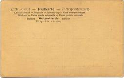 πίσω τρύγος καρτών Στοκ φωτογραφία με δικαίωμα ελεύθερης χρήσης