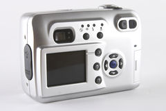 πίσω φωτογραφική μηχανή ψηφιακή στοκ εικόνες