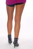 πίσω όψη ποδιών στοκ εικόνα με δικαίωμα ελεύθερης χρήσης