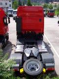 πίσω truck Στοκ Εικόνες