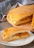 Πίτα λάχανων Στοκ Φωτογραφίες
