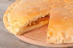 Πίτα λάχανων Στοκ εικόνα με δικαίωμα ελεύθερης χρήσης